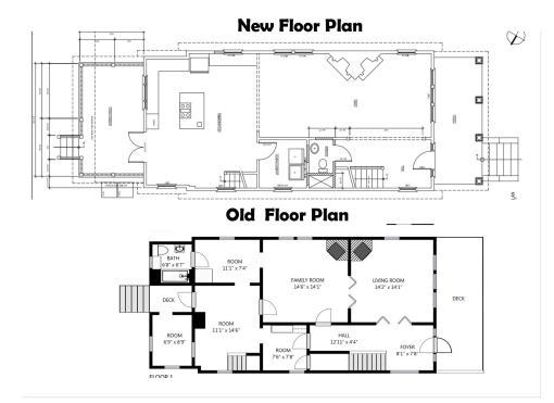 Compare floor 1
