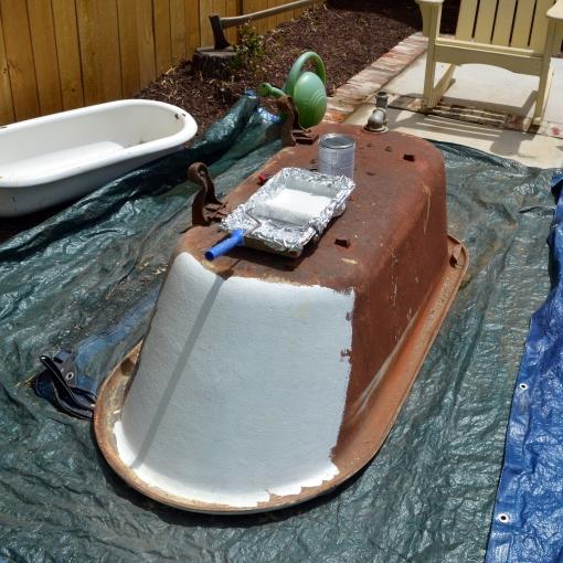 Bath tub 6